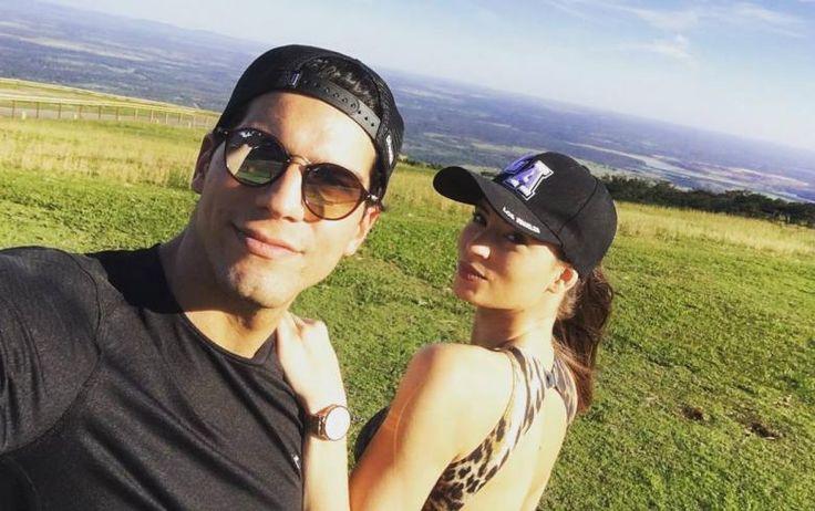 Revelan estado de salud de Ignacio Lastra y Julia Fernández tras accidente - AR13