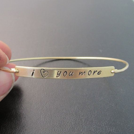 I+Love+You+More+Bracelet+I+Love+You+More+Jewelry+by+FrostedWillow,+$34.95