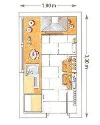 Resultado de imagen para cocinas de restaurantes pequeños planos