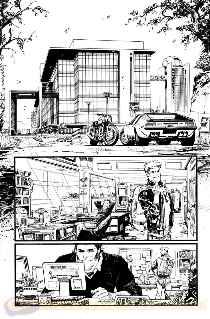 Preview: Chrononauts #1, Page 10 of 11 - Comic Book Resources