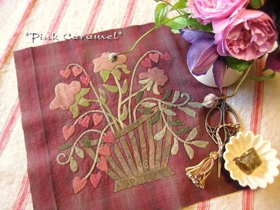 "Blackbird Designs ""Quilting the Garden"" - Sakae Yoshihara - Picasa Web Albums"