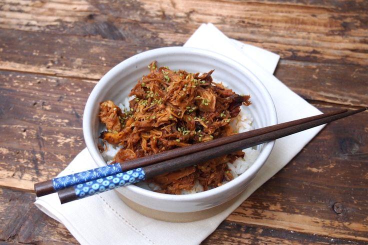Le poulet teriyaki merveilleux (ultra facile)