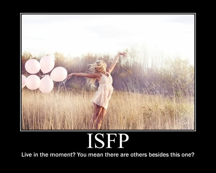 How to Hold Your Own in an ISFP Relationship