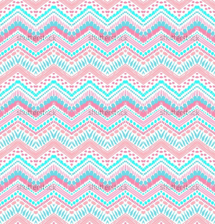 12 best hojas decorada... Pastel Aztec Pattern Wallpaper