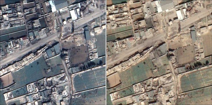 FOX NEWS: The Latest: Turkey tightens grip on Syrian Kurdish enclave
