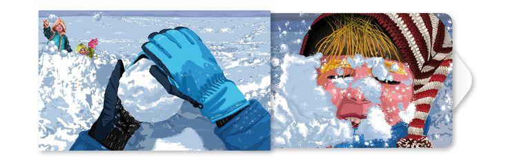 SNĚHOVÁ KOULE - Brigita Širlová Každé balení je zábavně ilustrované a pomáhá #snih #snow #koulovacka #zima #winter #zvejky #CharityGums #dobryzvejky #chewinggums #peppermint #bezcukru #noaspartame #nosugar #vegan #darkhumor