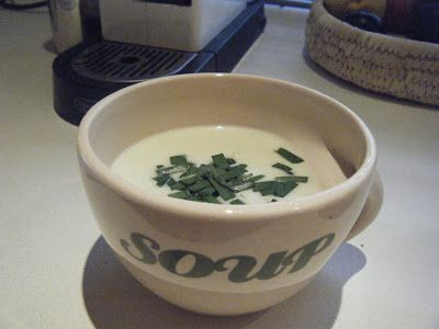 thermoMINX: Leek and Potato Soup