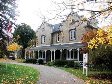 Grosvenor Lodge, London Ontario