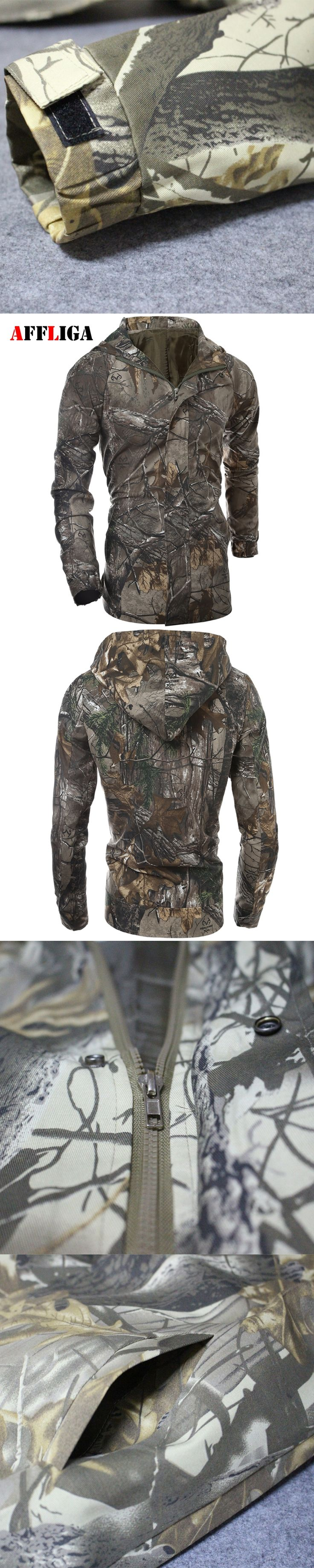 2017 Autumn Men's Camouflage Coat Mens Hoodies Casual Jacket Brand Clothing Military Mens Windbreaker Long Coats Male Outwear