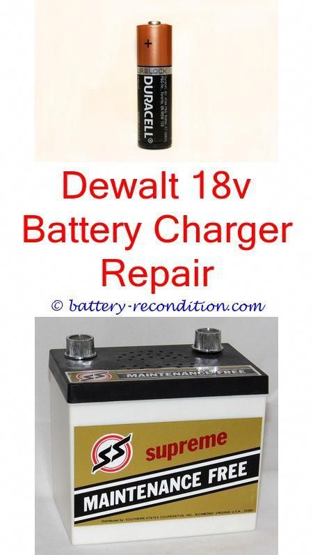 Easy Battery Reconditioning Program 94fbr Batteries Bulbs Iphone