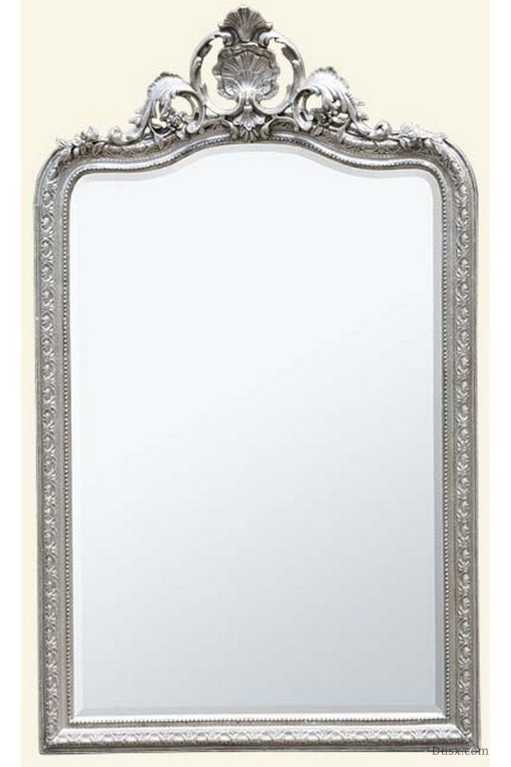 110 best what is the style french rococo mirrors images for Silver mirrors for sale