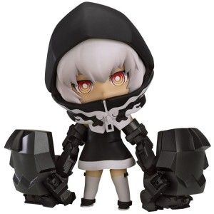 Black Rock Shooter: Animated Version Strength Nendoroid Action Figure It's very well sculpted and is true to the character. If you really love BRS and want this figure.
