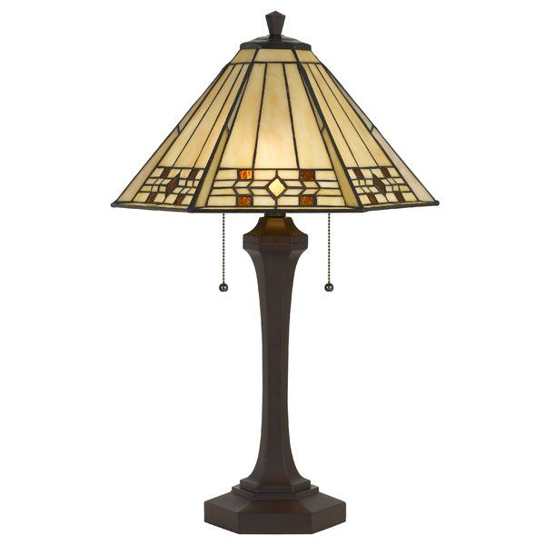 Bernards 26 table lamp
