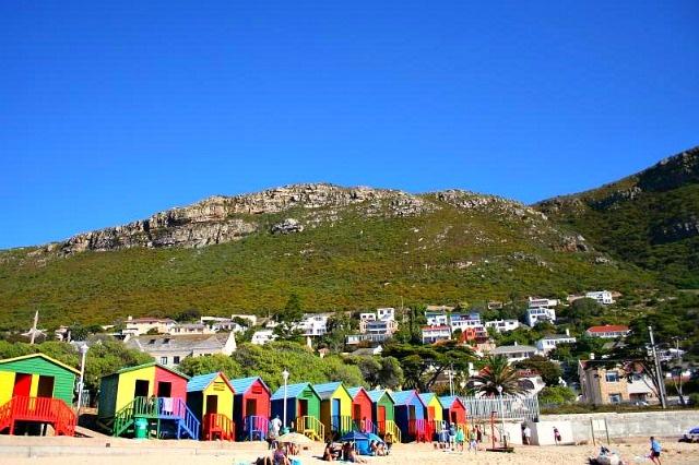 St. James Beach, Cape Town, South Africa -- 50 days!!!