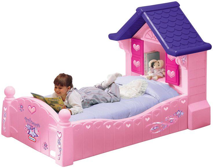 Letto Singolo Princess Cozy Cottage da Bambino Little Tikes: Amazon.it: Giochi e giocattoli