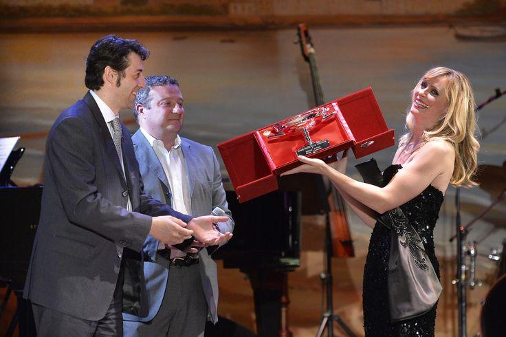 Consegna del Premio Martini a Serena Autieri - ©Maria Laura Antonelli_agf