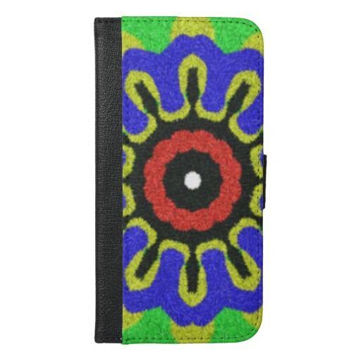 Colorful kaleidoscope pattern