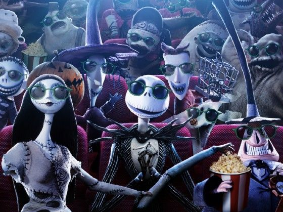 Nightmare_Christmas_3D Theaters | The Nightmare Before Christmas :3 ...