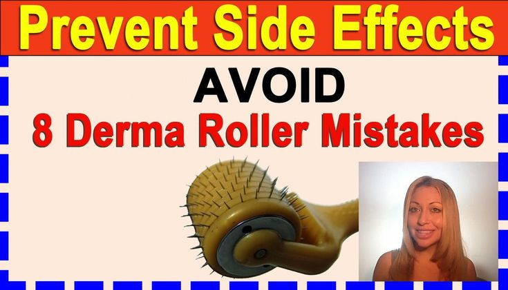 Derma roller or micro needling can cause side effects by following these 8 mistakes. Apply these precautions for a safe treatment. Visit http://dermarollerin...