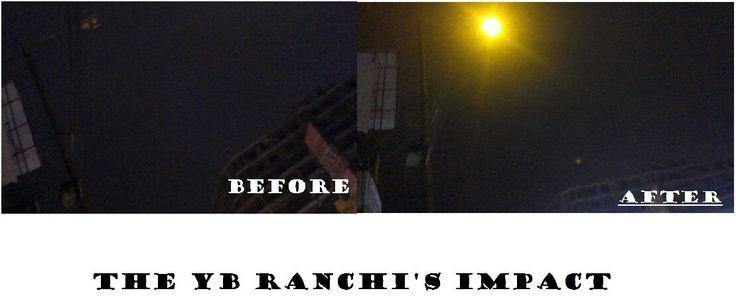YB Ranchi's Impact