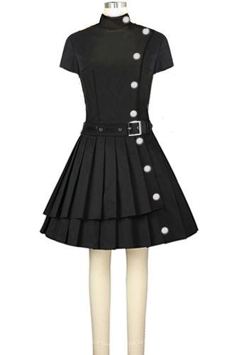Retro 60s Dress Chic Star design by Amber Middaugh