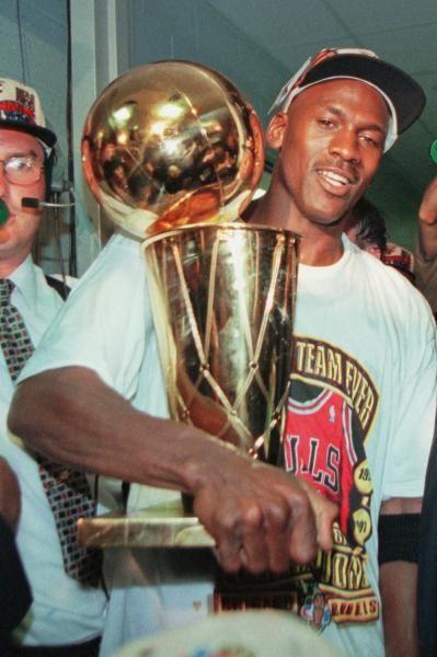 Resultado de imagen de michael jordan champion 1996