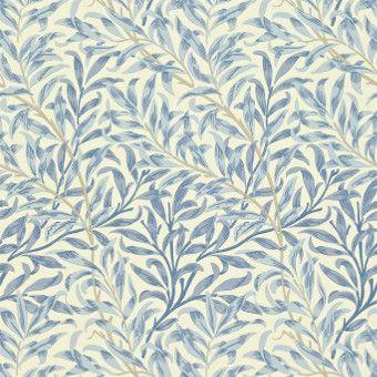 Wallpaper - Morris & Co - Compendium I-II - Willow Boughs - Paint & Paper Ltd
