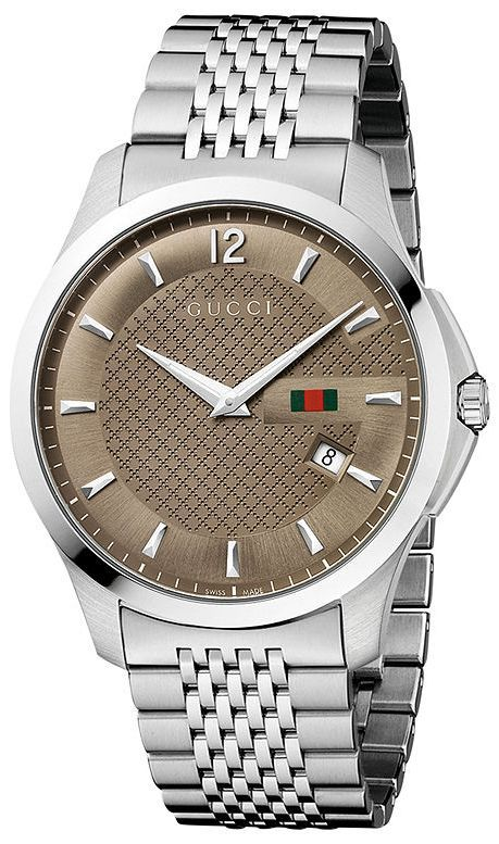 Gucci G-Timeless Stainless Steel Men's Watch