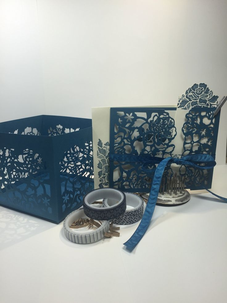 2016 VIDEO My Detailed Floral Box Floral Phrases Clear-Mount Bundle 142355 $42.25 Detailed Floral Thinlits Dies 141482 $29.00 ,