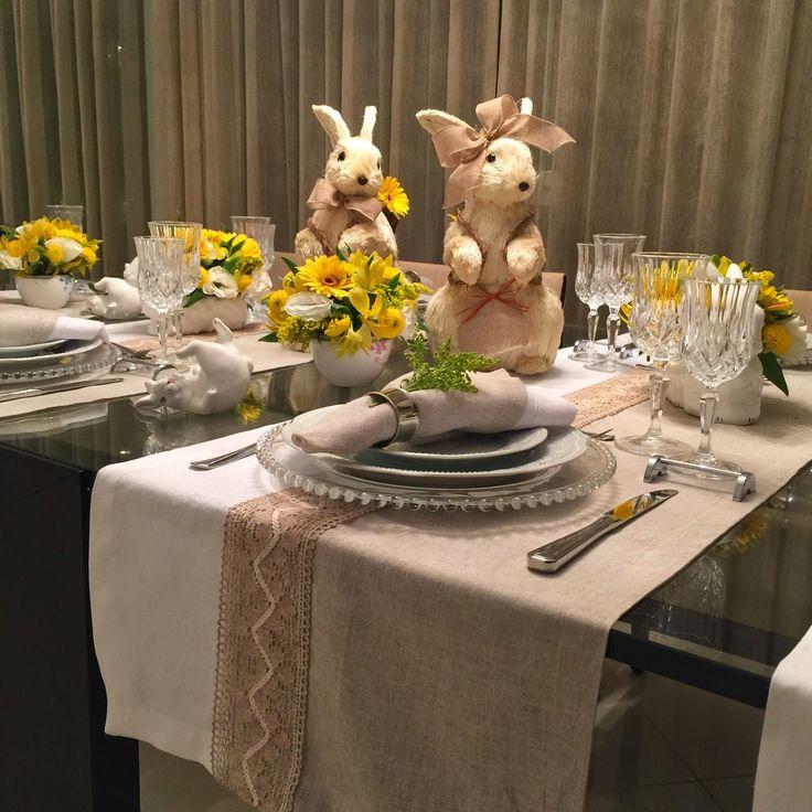 Meninas, o blog está em clima total de  PÁSCOA  !  Cheio de dicas de decoração para casa, de chocolates e ovos maravilhosos e agora nesse po...