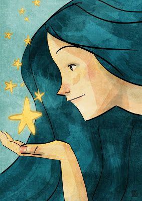 esther gili: lluvia de estrellas