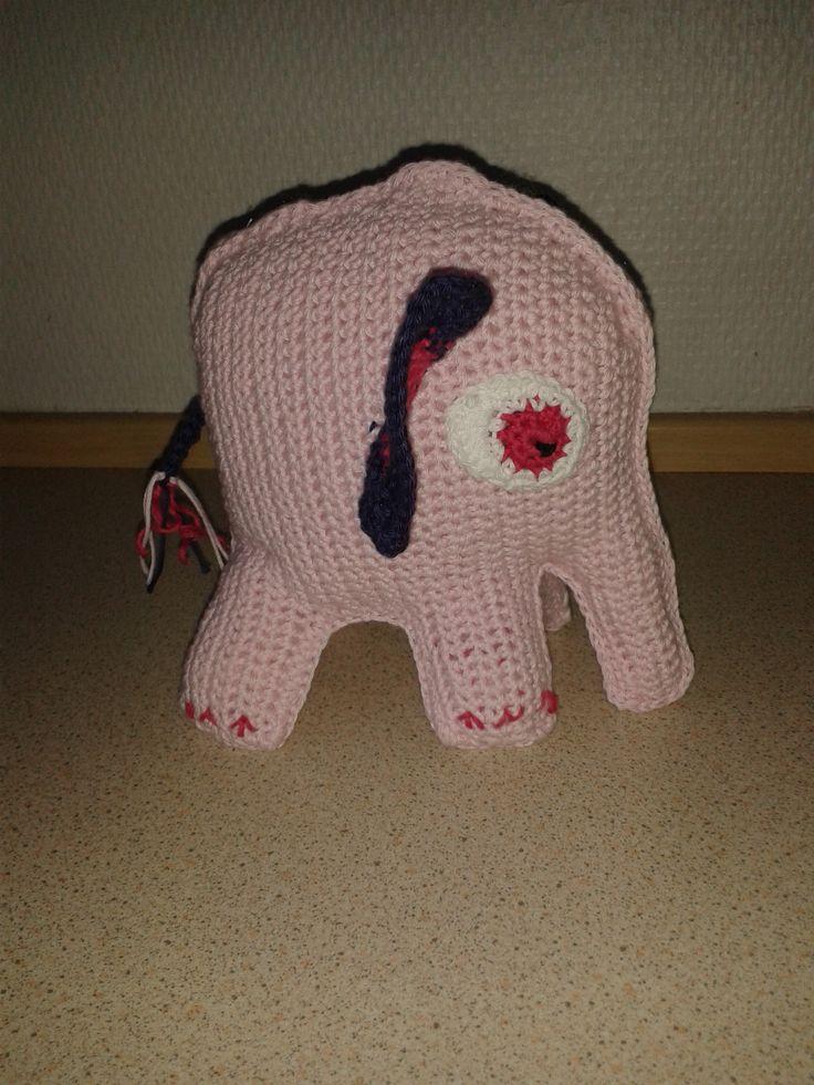 Den lyserøde elefant