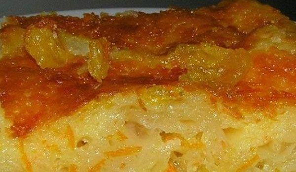 papatrexas.gr: Δροσερή πορτοκαλόπιτα, γλυκό ψυγείου