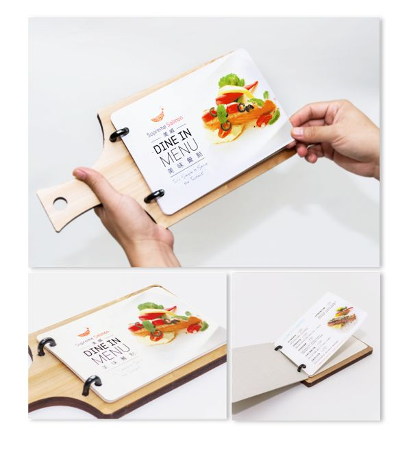 Branding 品牌建置 | Supreme Salmon 美威鮭魚 by Ming Island Design , via Behance