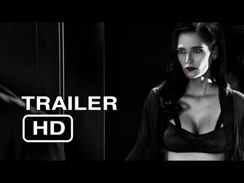 Sin City 2 - Extended Trailer - YouTube