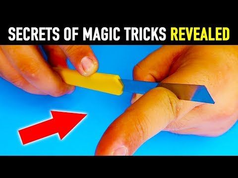 11 Impossible Magic Tricks You Can Do - YouTube | Magic ...