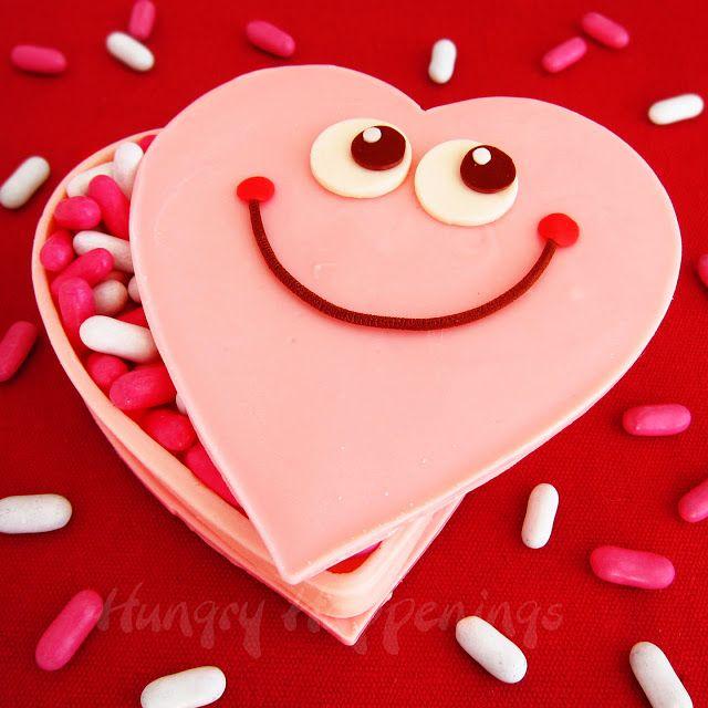 The 25+ best Heart shaped chocolate ideas on Pinterest | Heart ...