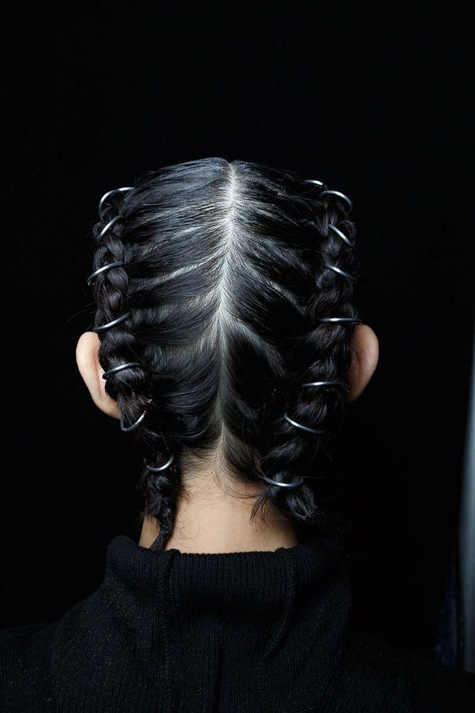 Concept Korea put its own spin on the popular boxe  #boxe #boxerbraids #Concept #Korea #Popular