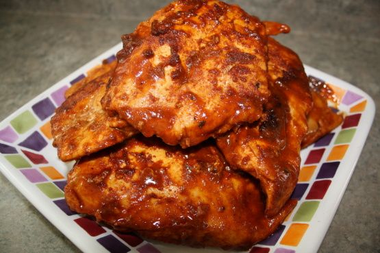 Make and share this Spiced Citrus Dump Chicken recipe from Food.com.