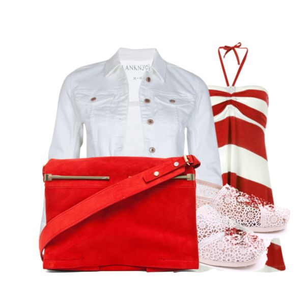 Canada Day outfit!!!