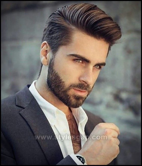 7 Best Tips To Choose The Right Men S Hairstyle For Your Face Shape Trendy Mens Haircuts Medium Hair Styles Thick Hair Styles