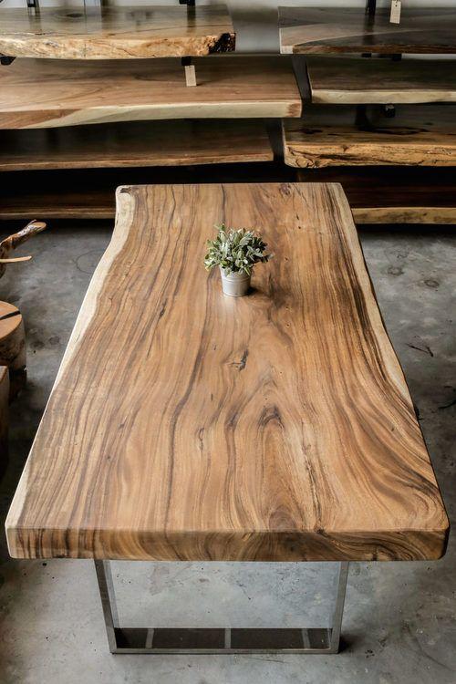 Best 25+ Wood tables ideas on Pinterest | Diy wood table ...