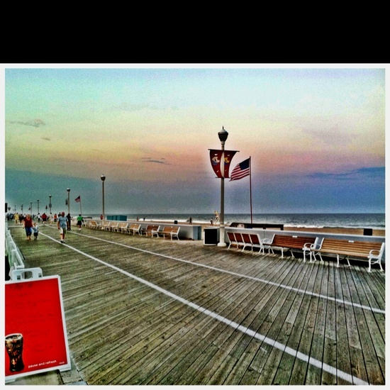 ocean city md july 4th 2012