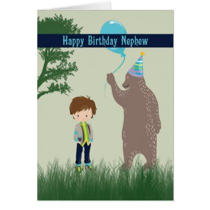 #Birthday Card for Your Nephew - #birthday #gifts #giftideas #present #party
