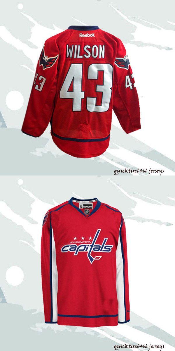 606c709f61b ... tom wilson jersey Clothing 159121: Washington Capitals Tom Wilson #43  Ice Hockey .