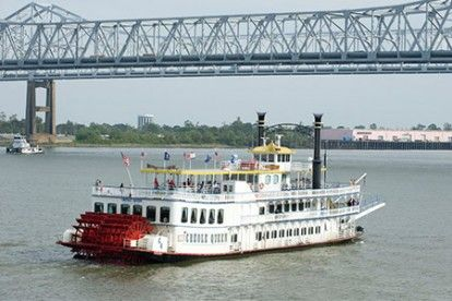 Creole Queen Jazz Cruise with Optional Dinner Buffet - TripShock!