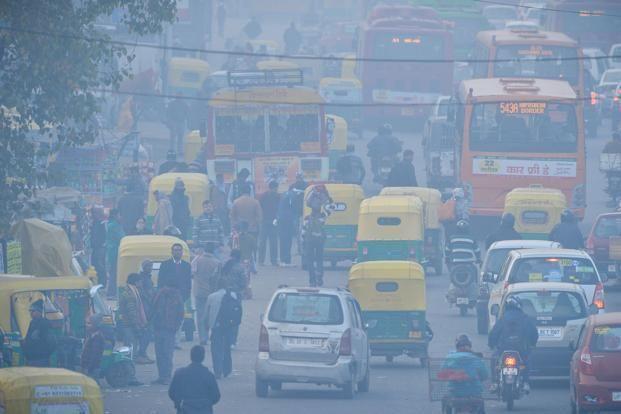 Delhi's Air Pollution Turned 'Severe'