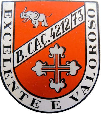 Companhia de Comando e Serviços do Batalhão de Caçadores 4212/73 Angola