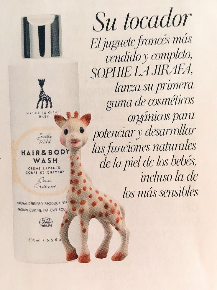 "@voguespain @voguemagazine @slg_cosmetics Best baby toy ""SophieLaGirafe"" launches line of organic baby products. Loving it! El mejor juguete ""SophieLaGirafe"" lanza gama de productos orgánicos para bebe. Nice! #babycool #baby #bebes #productosorganicos #organicproducts #sophielagirafe #goodforskin #cuidatupiel #underthecocotree http://sophielagirafecosmetics.com/sophie-la-girafe-baby-is-here/"