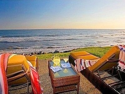 Barbara Area House In CA Casa Padaro Casual Comfort By The Sea